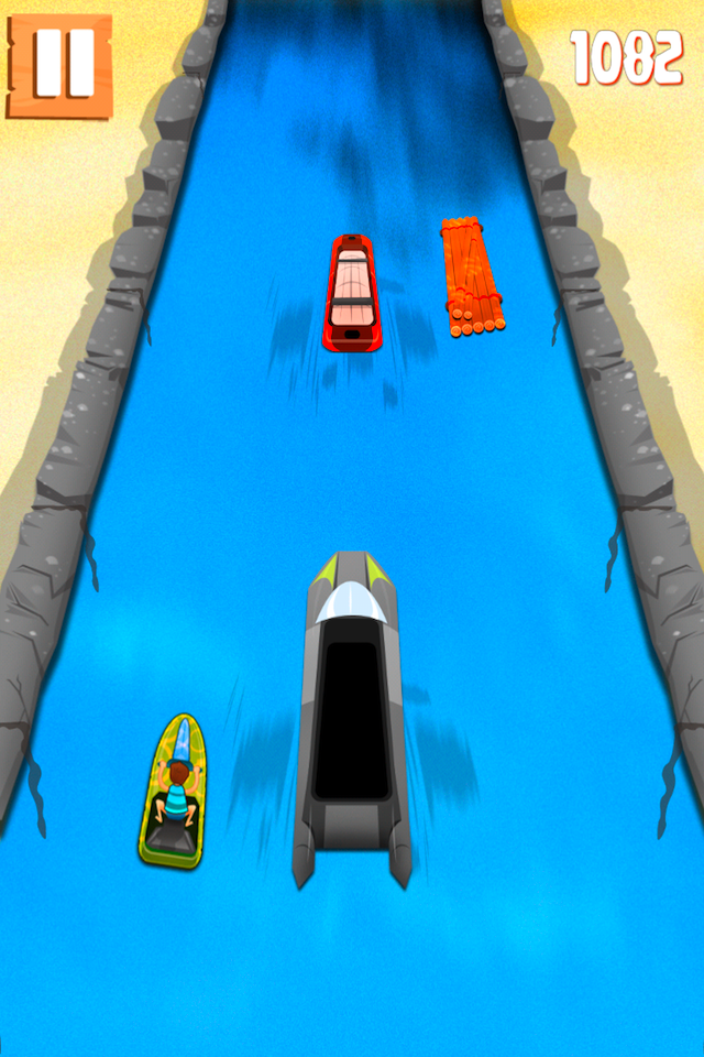 Screenshot Jet Ski Runner