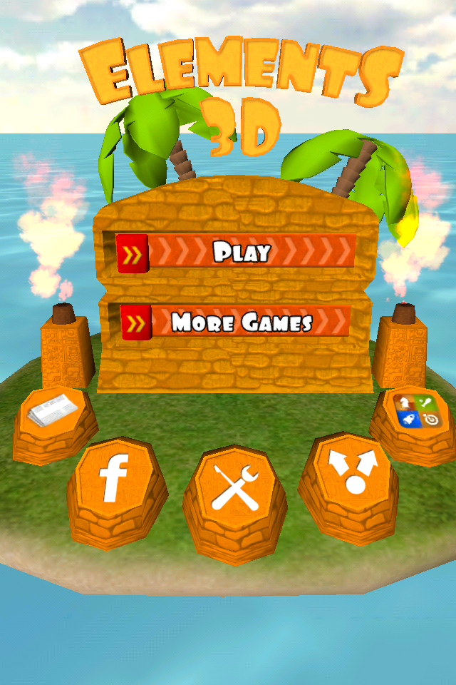 Screenshot Elements 3D
