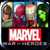 Mobage, Inc. - MARVEL War of Heroes artwork