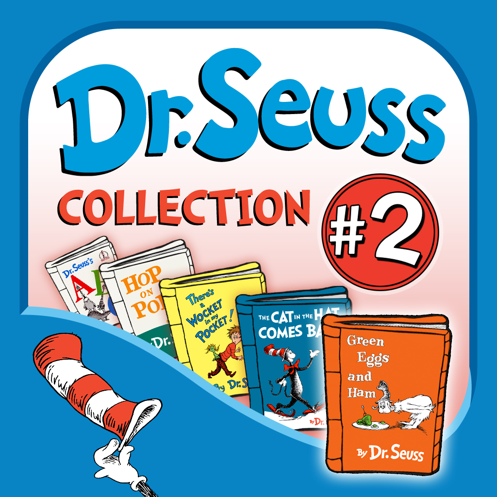 mzl.wsrzizos Dr. Seuss from OceanHouse Media – App Review Roundup